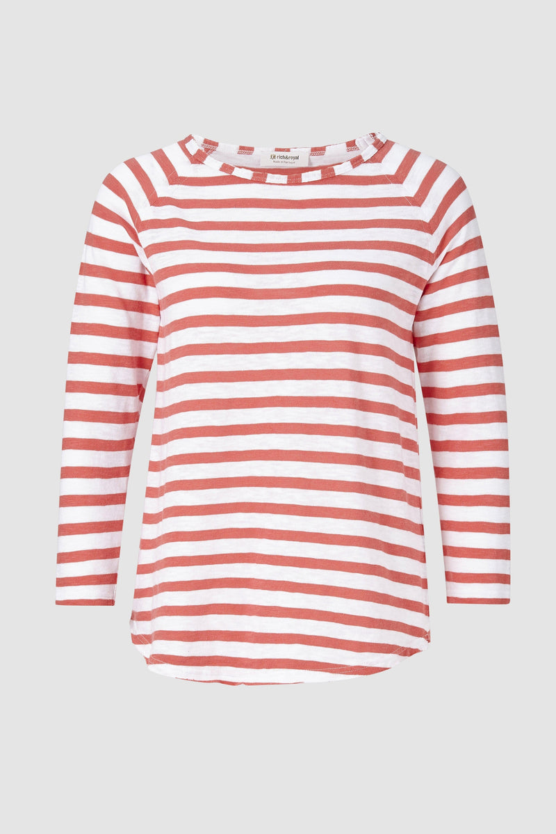 Heavy Jersey Longsleeve Striped