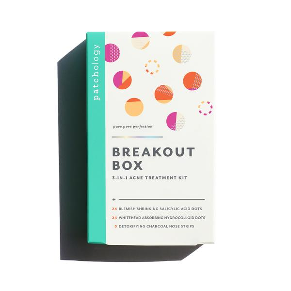 The Breakout Box - 3 in 1 Acne Kit