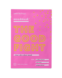 The Good Fight - moodmask