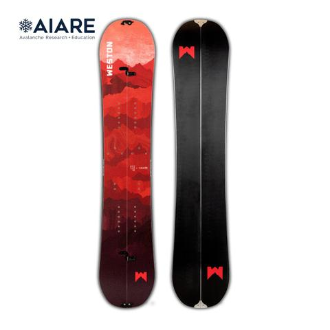 DEMO Weston Rise 153 - Splitboard
