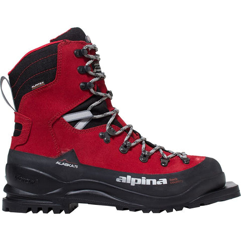 Alaska 75mm 3-Pin Boot