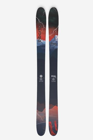 DEMO Liberty Origin 106 182 cm w/ Quiver Killers for 22Designs Bindings