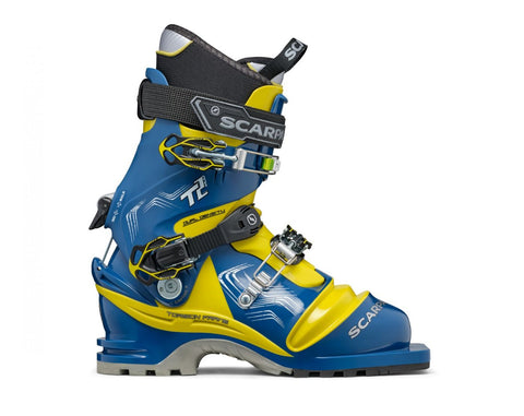 Telemark Boot - Scarpa T2 - Traditional Tele - Size 27 - New