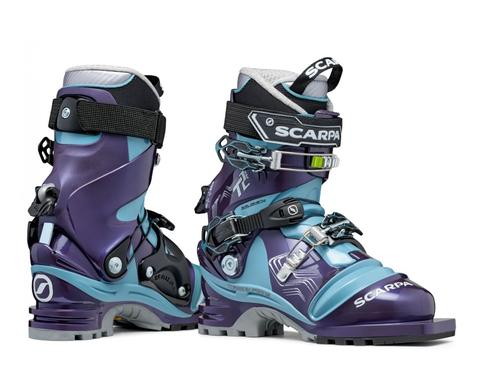 DEMO Scarpa T2 Eco Women's 25.5 - Tele Boot
