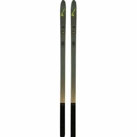 Fischer Outback 68 BC Skis - Backcountry XC Skis - New