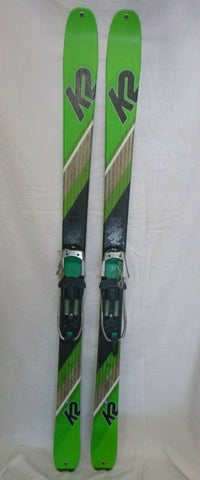 K2 Wayback 88 174cm - Telemark with Twenty-Two Designs Vice - Tele Demo