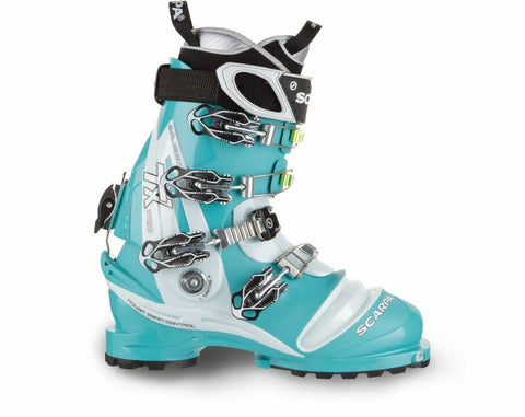 NTN Boot - Scarpa Tx Pro - New Telemark Norm - Womens Tele - Size 25 - New