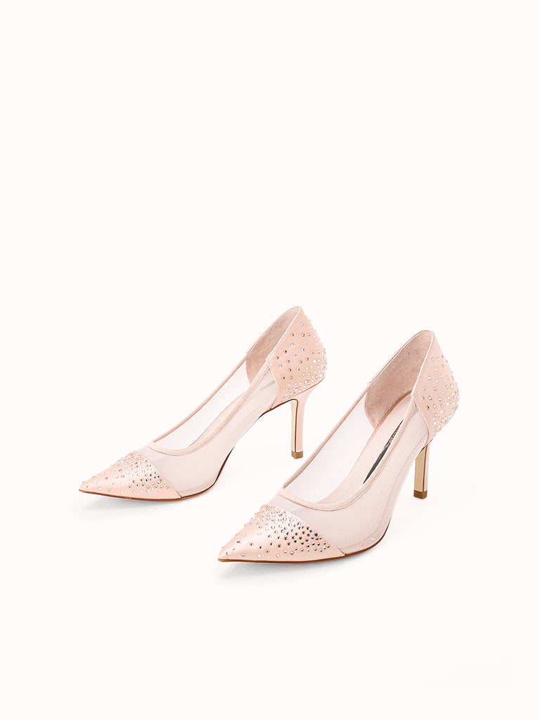 S-179I215 Heel Pumps