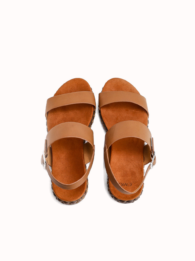 C-18SD18P117D102 Wedge Sandals