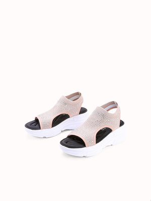 S-191808A6 Wedge Sandals