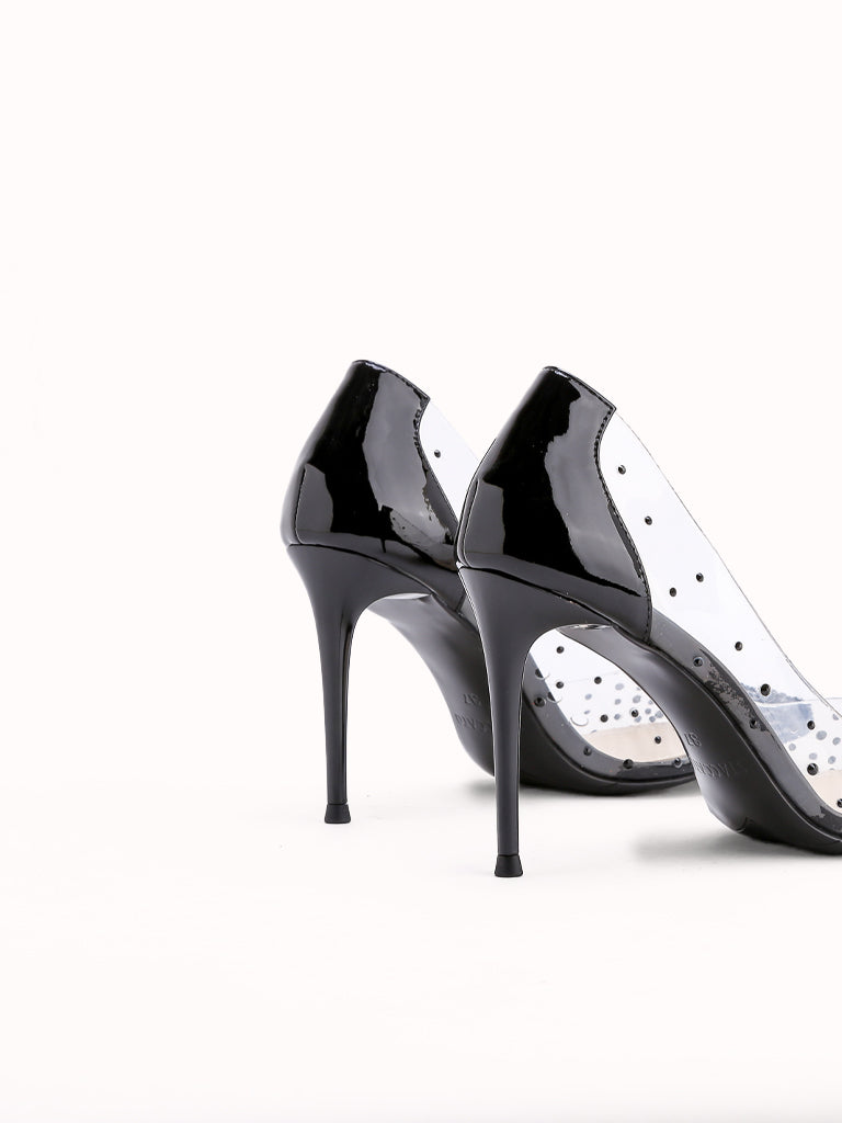 S-1919A180201 Heel Pumps