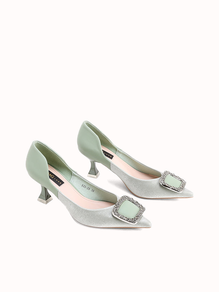 C-1953339 Heel Pumps