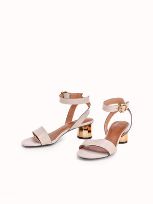 AUTUMN Heel Sandals