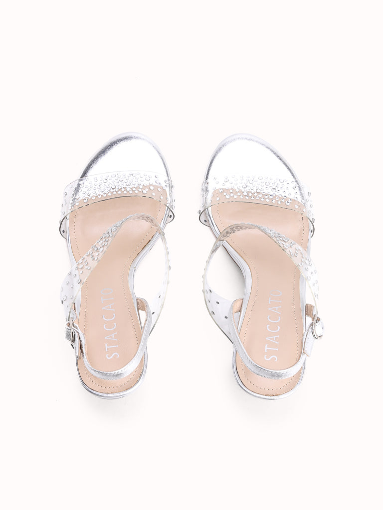 S-19A605M7 Wedge Sandals