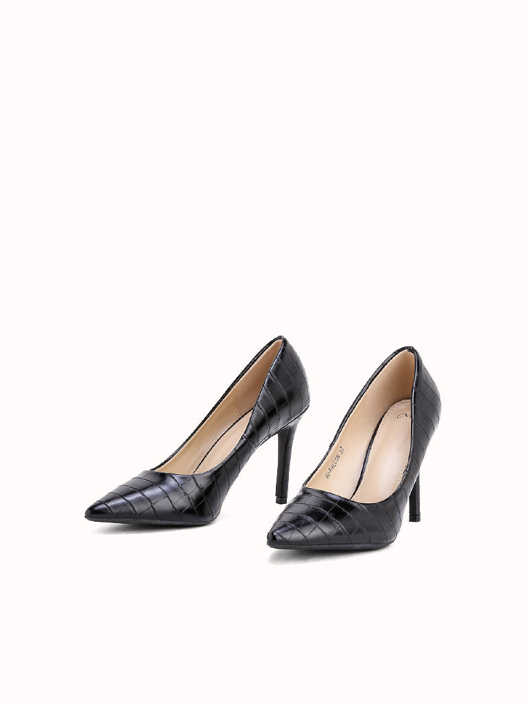 C-19FALLON Heel Pumps