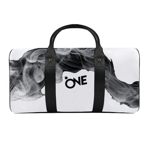 """THE TOP"" - White Travel Bag"