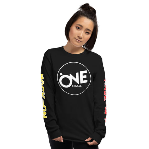 Game-Over Unisex Long Sleeve Shirt