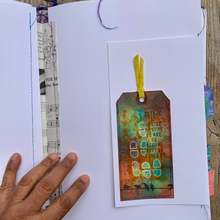 Load image into Gallery viewer, fait avec amour… handmade journal