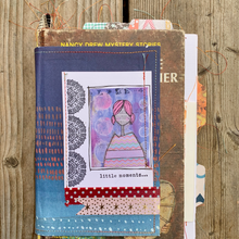 Load image into Gallery viewer, little moments… handmade journal