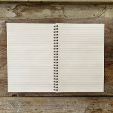 Load image into Gallery viewer, adore... spiral notebook