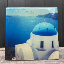 Load image into Gallery viewer, santorini... resin on wood