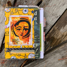 Load image into Gallery viewer, right now... handmade journal