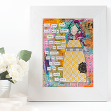 Load image into Gallery viewer, great dreams… inspirational print