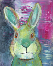 Load image into Gallery viewer, mister rabbit… cute print