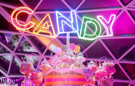 Candy Launch Event
