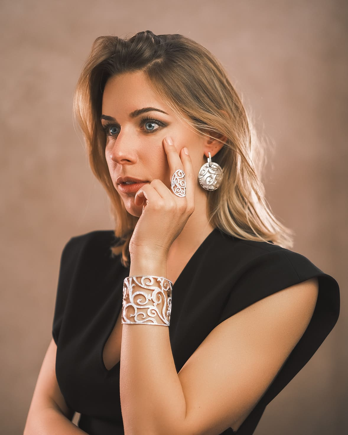 Siriana Jewelry Collection - Mattioli Jewels