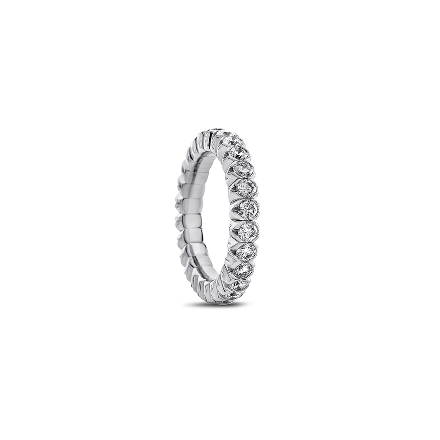 X-Band eternity ring (1,91 - 2,09 ct.)