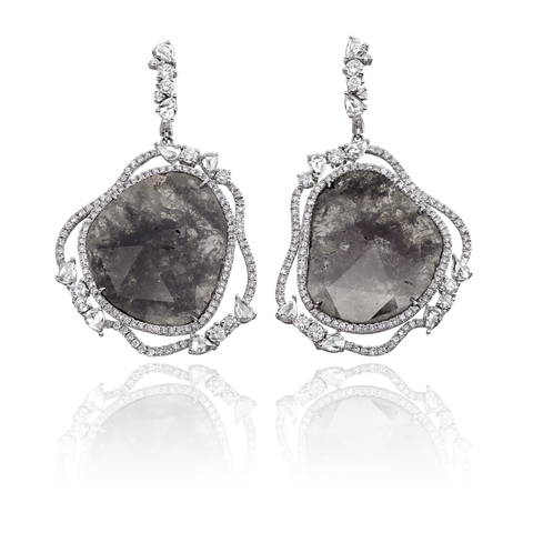 Nineteen Carat Drop Earrings
