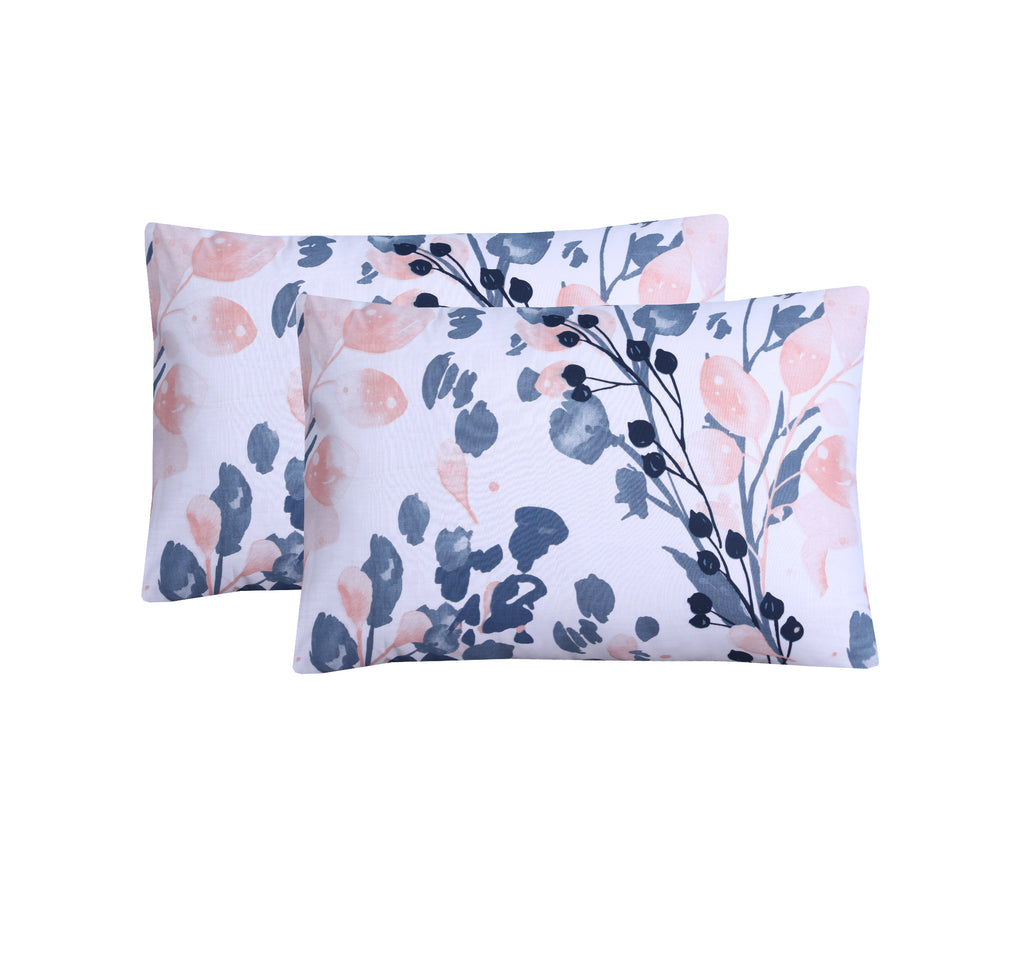 Floral Vibes-Pack of 2 Pillow Cases