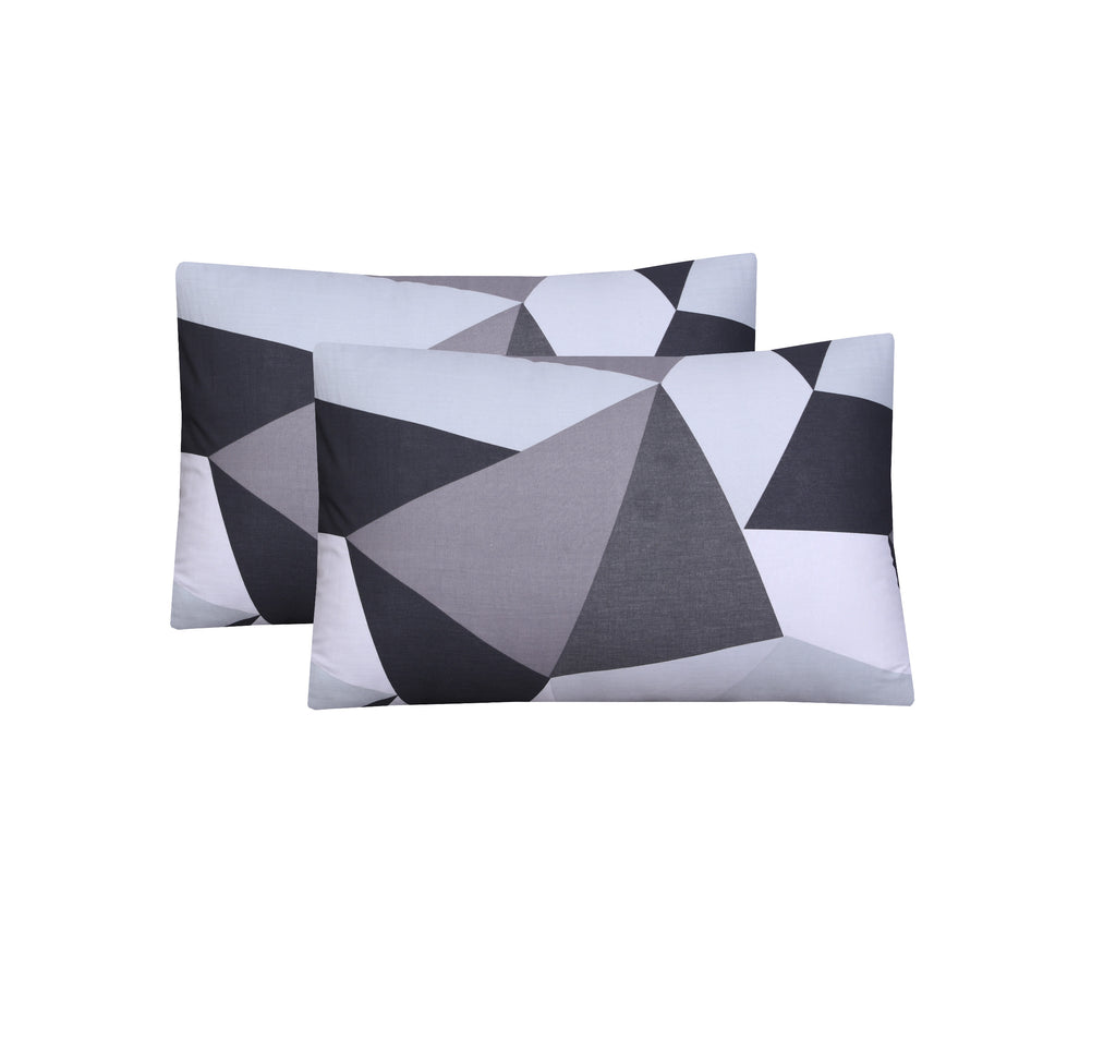 Mulberry-Pack of 2 Pillow Cases