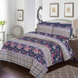 Teramo Floral- Bed Sheet Set