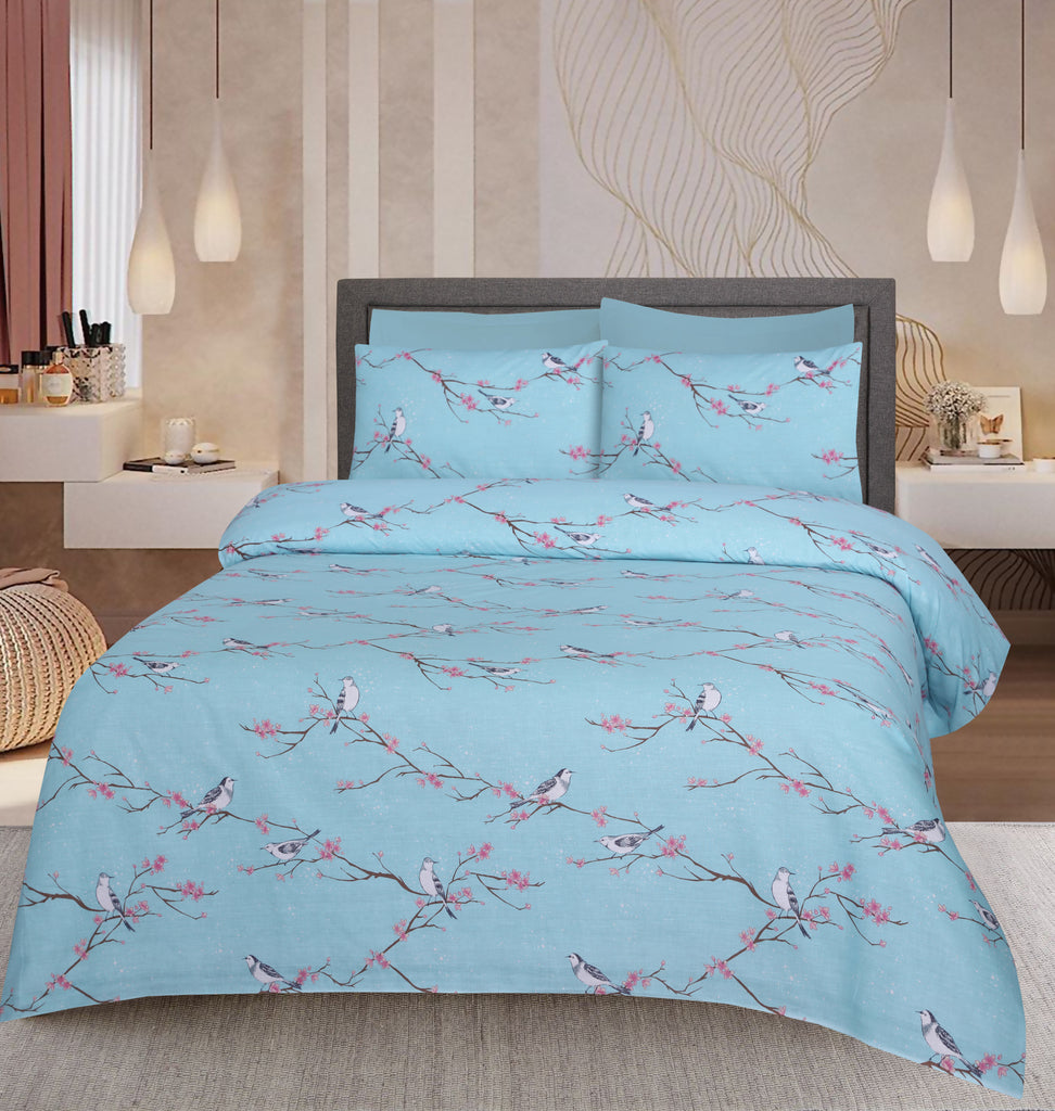 Lovely Birds- Bed Sheet Set