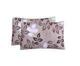 Huxe-Pack of 2 Pillow Cases