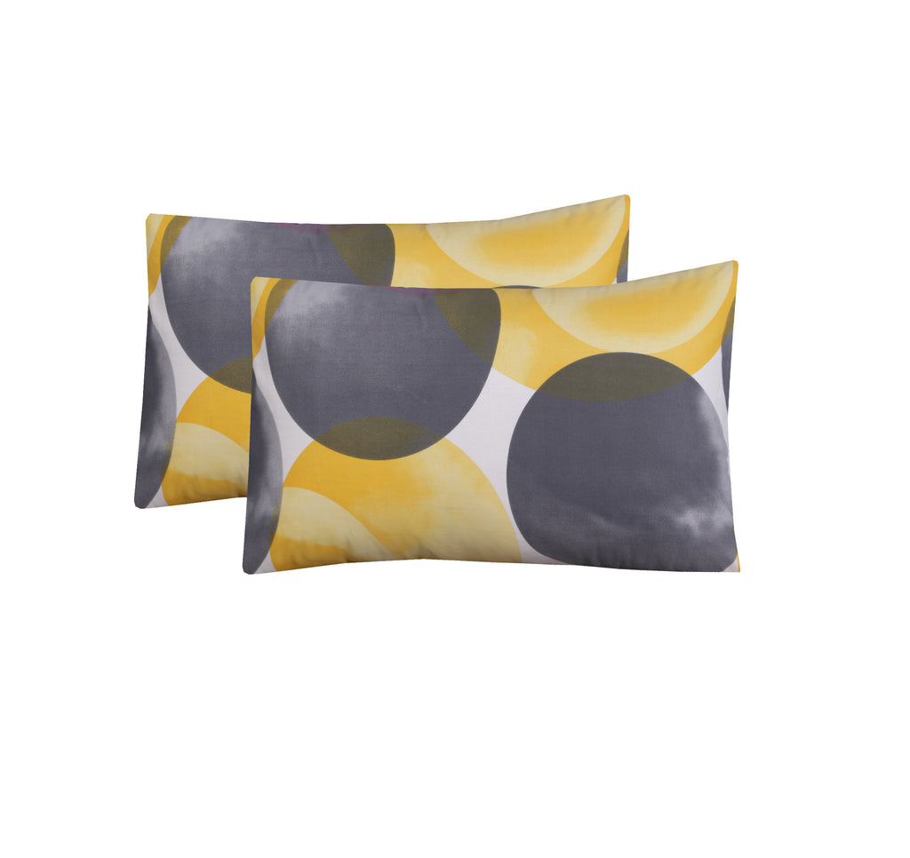 Tencel-Pack of 2 Pillow Cases