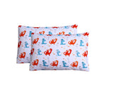 Dragon-Pack of 2 Pillow Cases