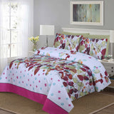 Leafy World- Bed Sheet Set