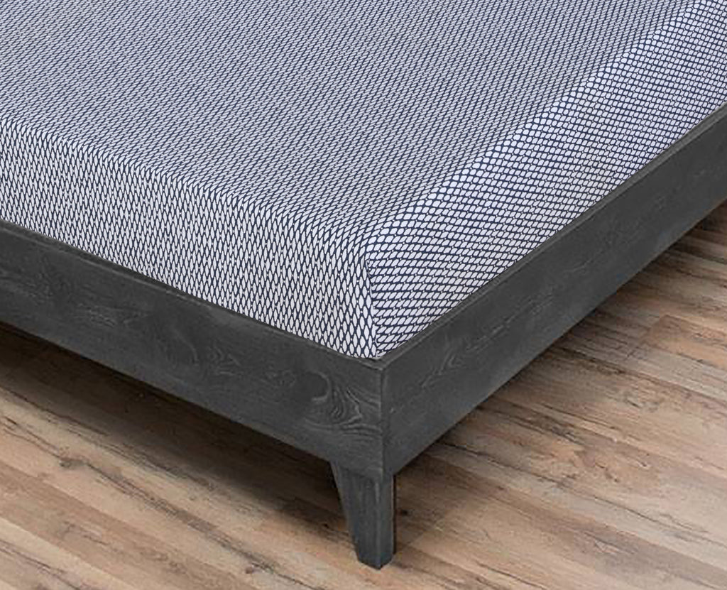 Fence-Luxury Fitted Sheet