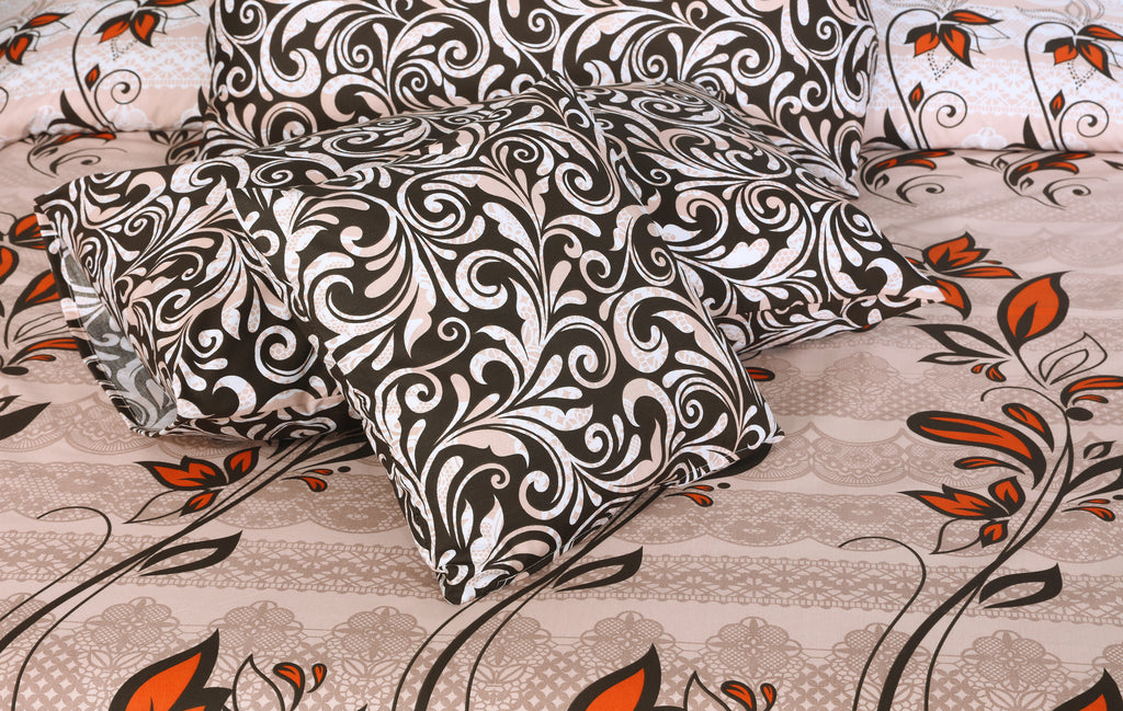 Gubkin 5 PCS- Bed Sheet Set