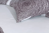 Scales Grey-Bed Sheet Set