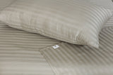 Behrens Ivory-Bed Sheet Set-Satin