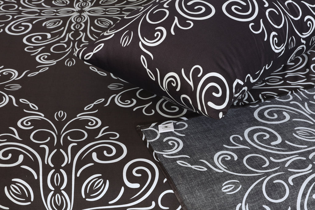 Burcet (Sateen) - Bed Sheet Set