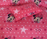 Pink Mickey Mouse-Bed Sheet Set