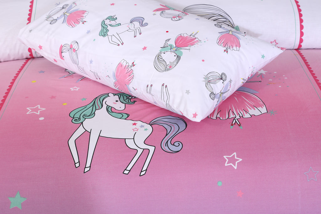 Little Girl-Bed Sheet Set