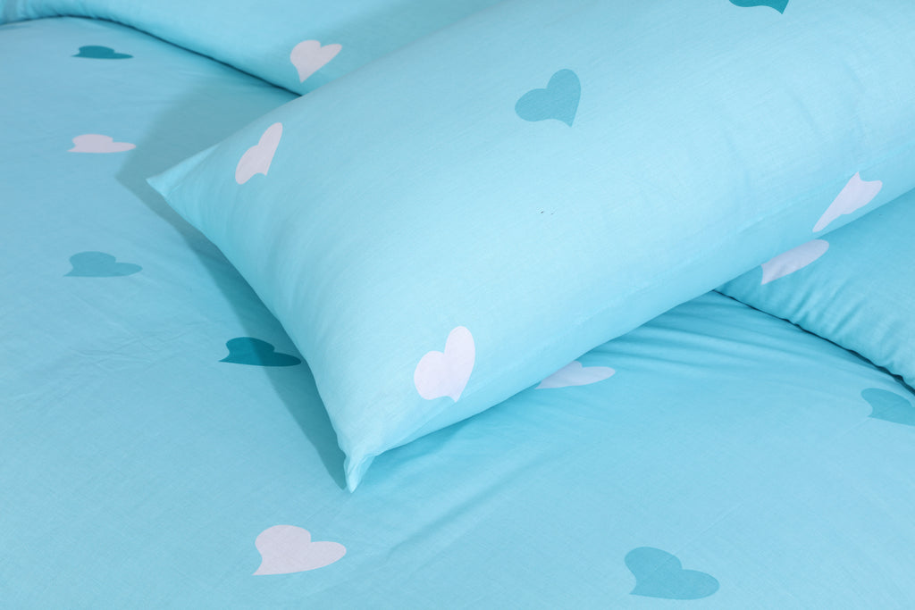 Mini Hearts-Bed Sheet Set