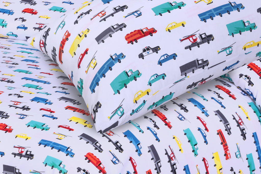 Transport-Bed Sheet Set