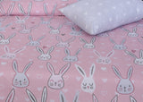 Loving Bunny- Bed Sheet Set